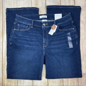New LANE BRYANT Curvy Fit High Rise Boot Jeans
